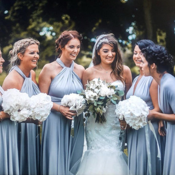 The Multiway Bridesmaid Dress